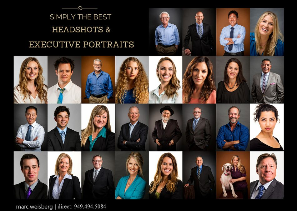 Headshot Photographer Executive Portrait Photographer Orange County Irvine Newport Beach