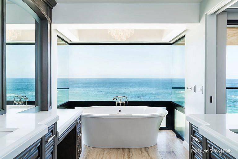 Interior Design Photoshoot Laguna Beach Southern California Luxury Architectural Real