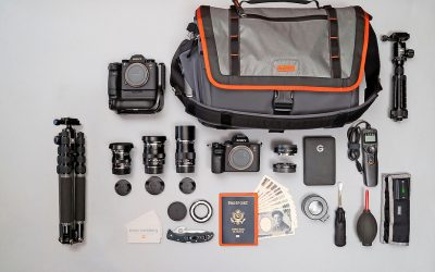 The Ultimate Sony Zeiss Street and Travel Photography Kit