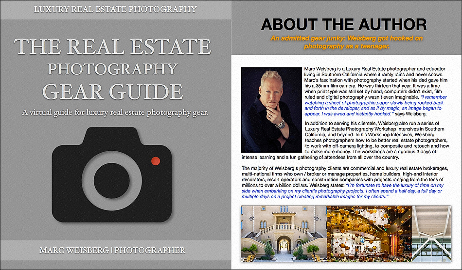 THE ULTIMATE LUXURY REAL ESTATE PHOTOGRAPHY GEAR GUIDE
