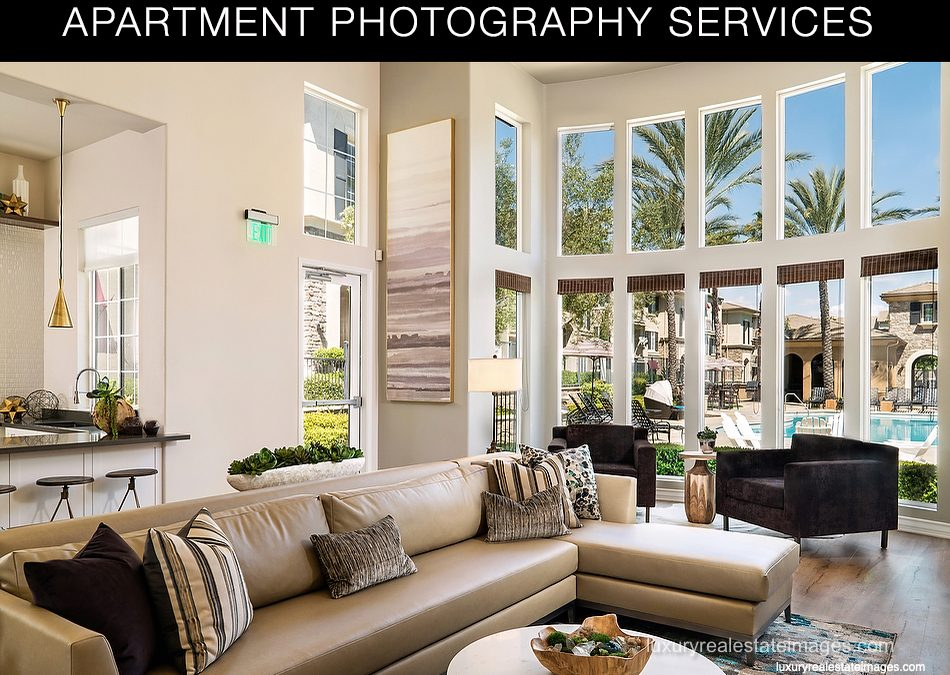 APARTMENT PHOTOGRAPHY SERVICES