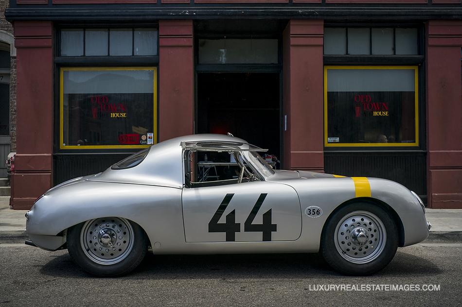Luftgekühlt 6 Porsches and Architecture